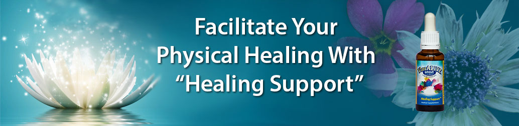 Fasiliate Your Physical Healing With Healing Support
